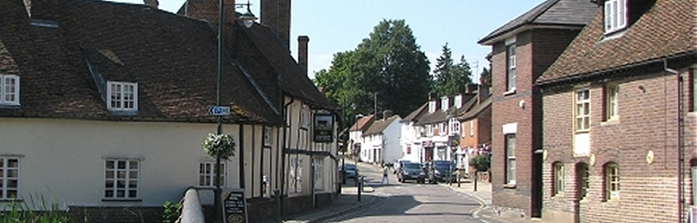 wheathampstead village